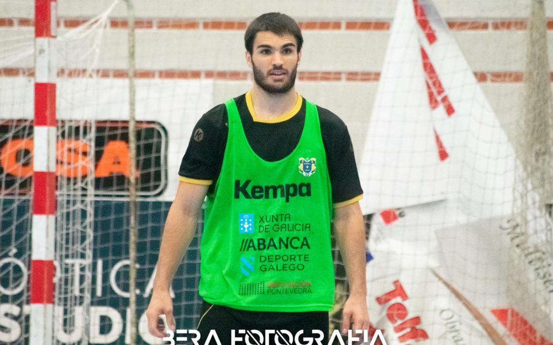 Presentación de Santi López